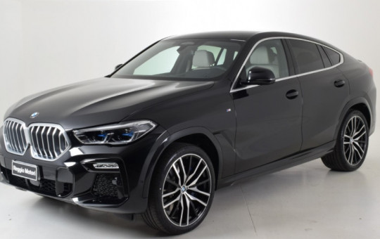 BMW X6 xDrive30d Msport - KM Zero