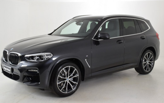 BMW X3 xDrive20d Msport - KM Zero