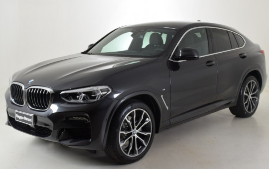 BMW X4 xDrive20d Msport - KM Zero
